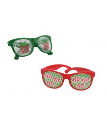 Christmas Pinhole Sunglasses