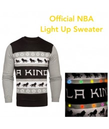 LA KINGS Light Up Sweater