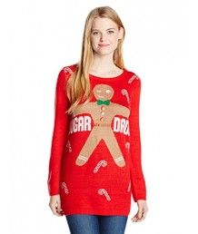 Sugar Daddy Gingerbread Sweater