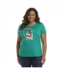 Deck The Halls Cat T-Shirt